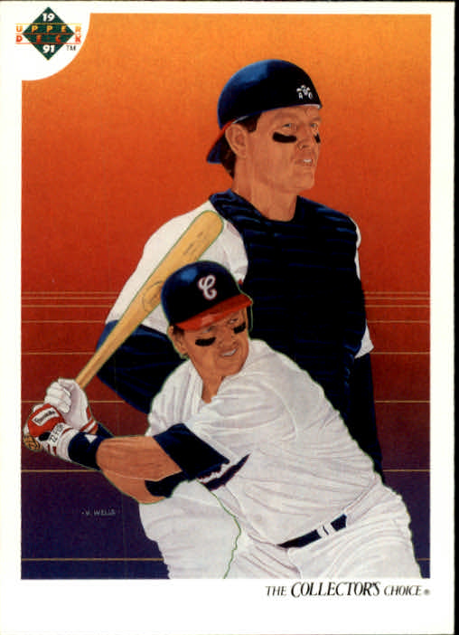 1991 Upper Deck #29 Carlton Fisk TC