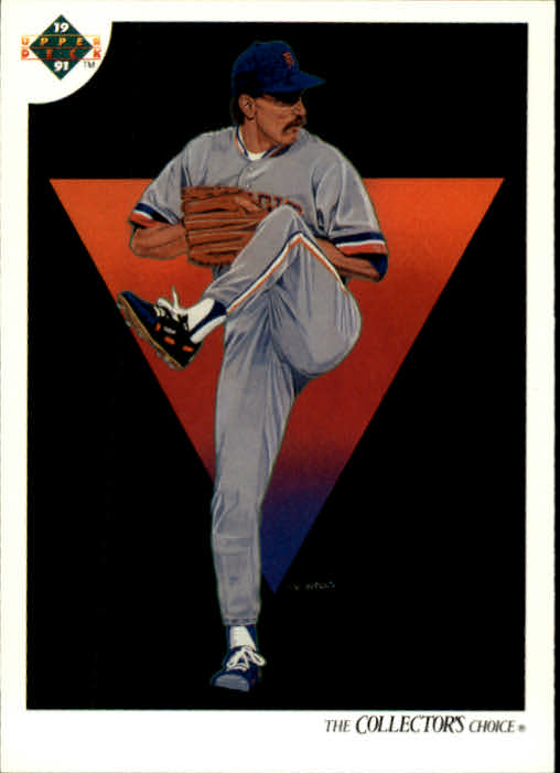 1991 Upper Deck #45 Jack Morris TC