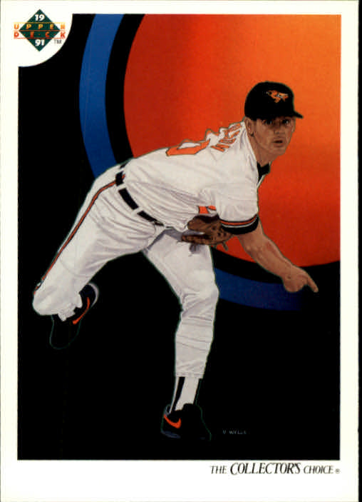 1991 Upper Deck #47 Gregg Olson TC