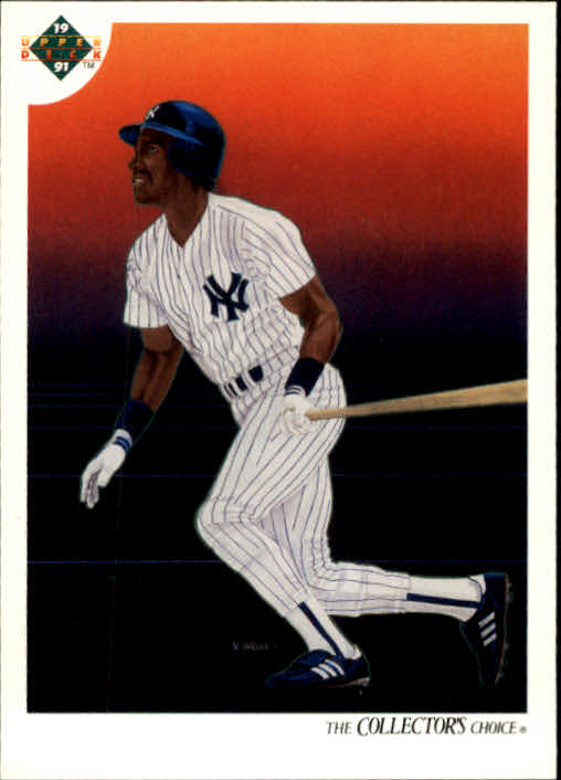 1991 Upper Deck #49 Roberto Kelly TC
