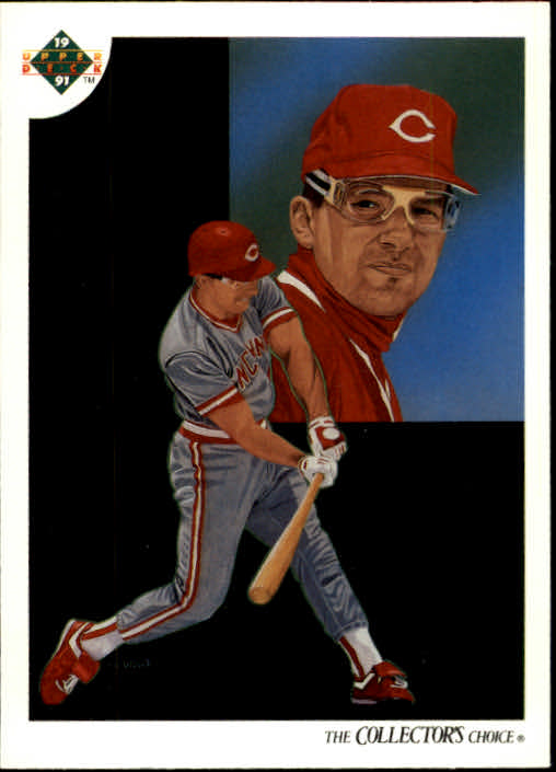 1991 Upper Deck #77 Chris Sabo TC