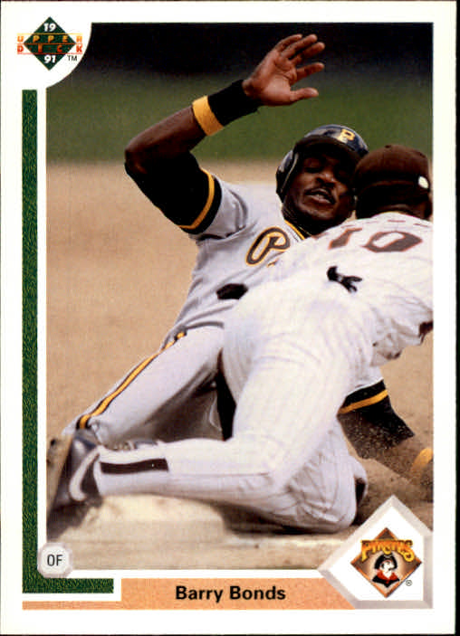 1991 Upper Deck #154 Barry Bonds