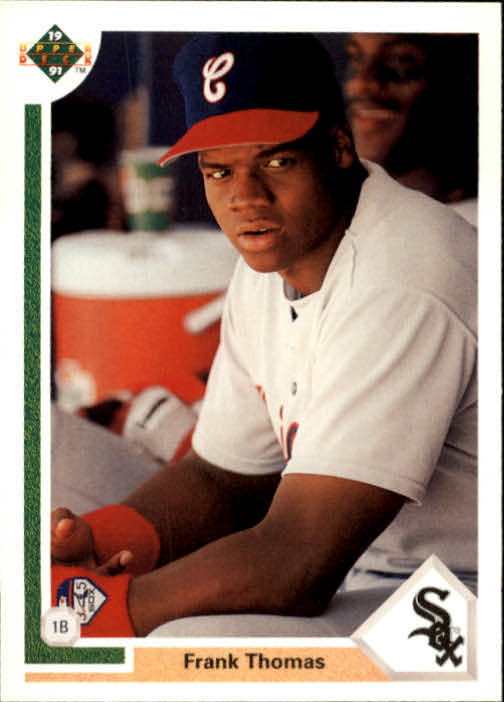 1991 Upper Deck #246 Frank Thomas
