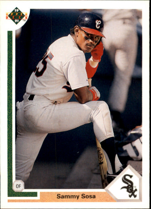 1991 Upper Deck #265 Sammy Sosa