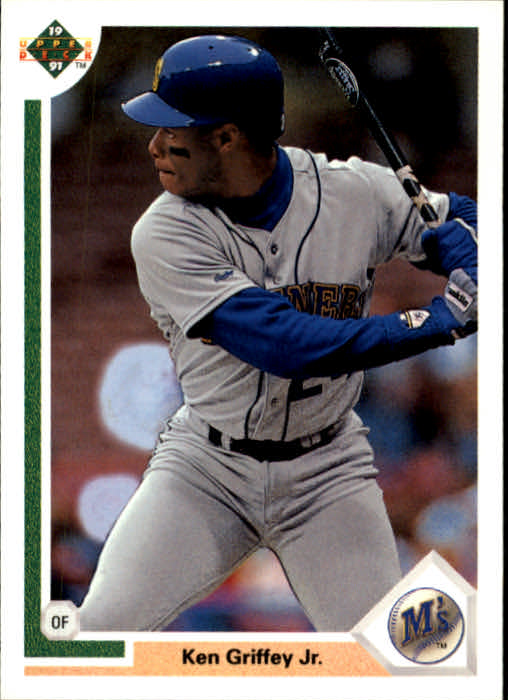 1991 Upper Deck #555 Ken Griffey Jr.