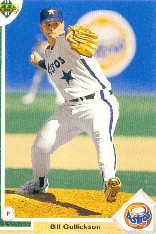 1991 Upper Deck #590 Bill Gullickson