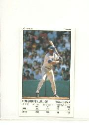 1991 Panini Stickers #189 Ken Griffey Jr.