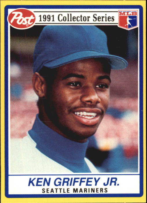 1991 Post #11 Ken Griffey Jr.