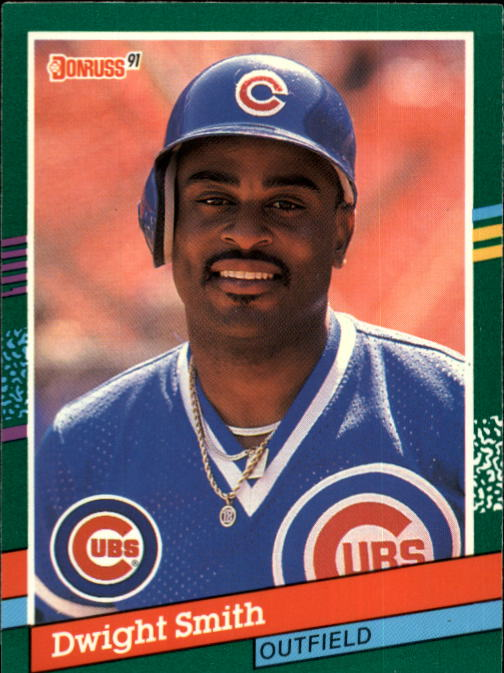 1991 Donruss #559 Dwight Smith