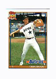 1991 Topps Micro #565 Craig Biggio