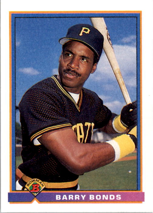 1991 Bowman #513 Barry Bonds