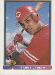 1991 Bowman #673 Barry Larkin