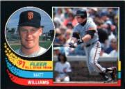 1991 Fleer All-Stars #3 Matt Williams