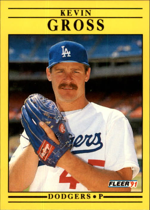 1991 Fleer Update #94 Kevin Gross