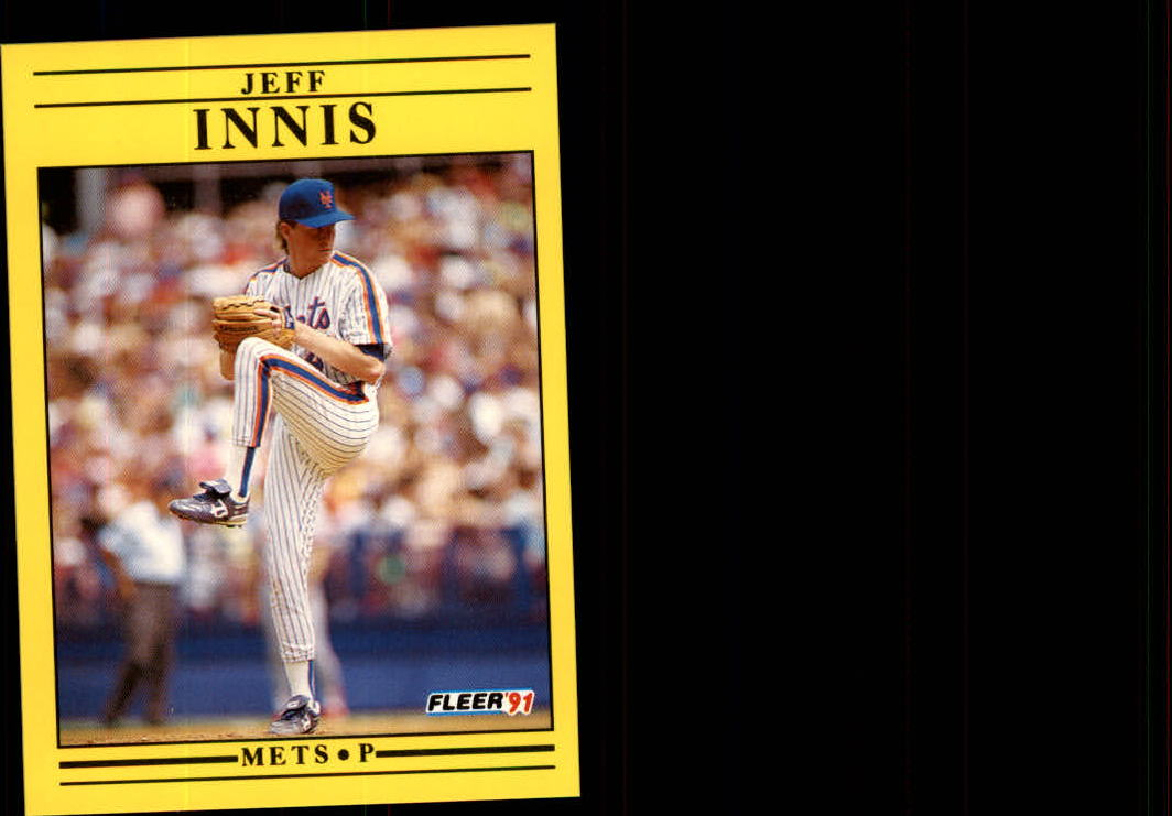 1991 Fleer Update #103 Jeff Innis