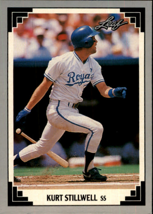 1991 Leaf #2 Kurt Stillwell