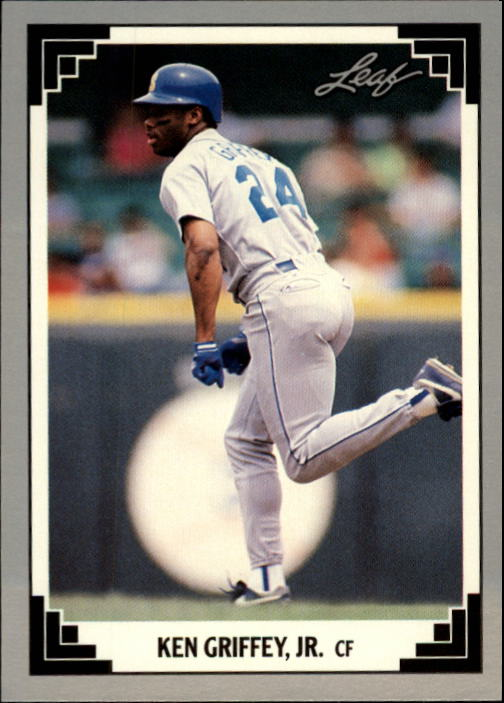 1991 Leaf #372 Ken Griffey Jr.