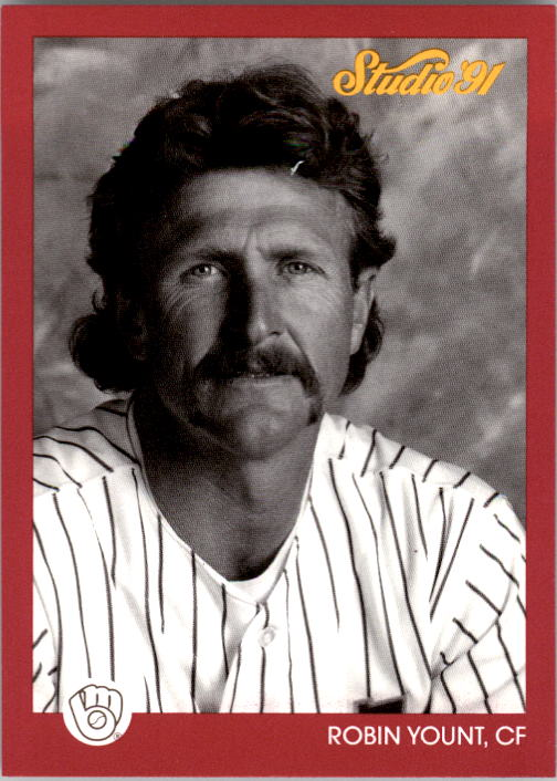 1991 Studio #80 Robin Yount