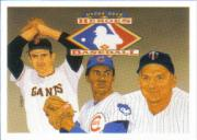 1991 Upper Deck Heroes of Baseball #H4 Header/Art Card