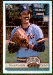 1992 Upper Deck Heroes Highlights #HI3 Rollie Fingers
