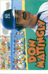 1992 Topps Kids #84 Don Mattingly
