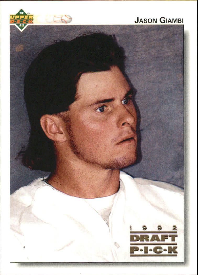 1992 Upper Deck Minors #20 Jason Giambi FDP