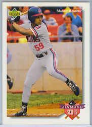 1992 Upper Deck Minors #55 Manny Ramirez DS