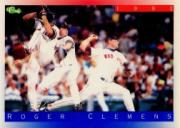 1992 Classic II #T61 Roger Clemens