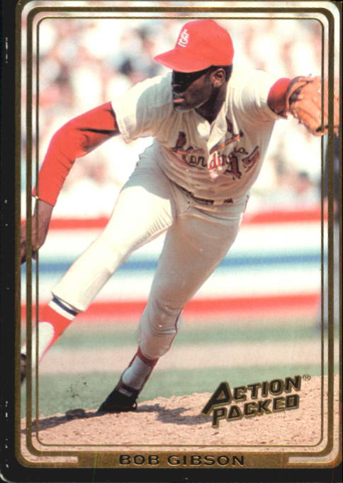 1992 Action Packed ASG #3 Bob Gibson