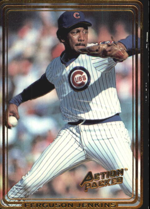 1992 Action Packed ASG #4 Ferguson Jenkins