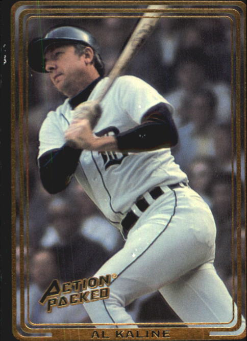 1992 Action Packed ASG #6 Al Kaline