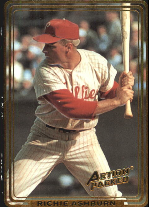 1992 Action Packed ASG #24 Richie Ashburn front image