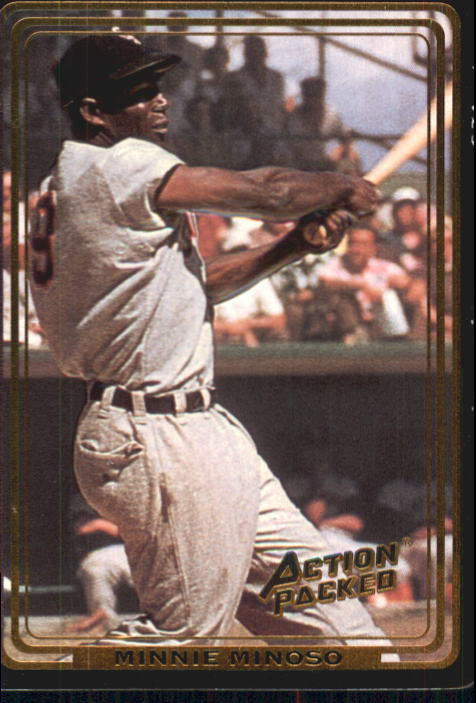 1992 Action Packed ASG #37 Minnie Minoso
