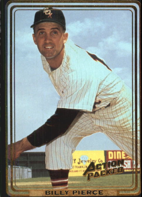 1992 Action Packed ASG #38 Bill Pierce