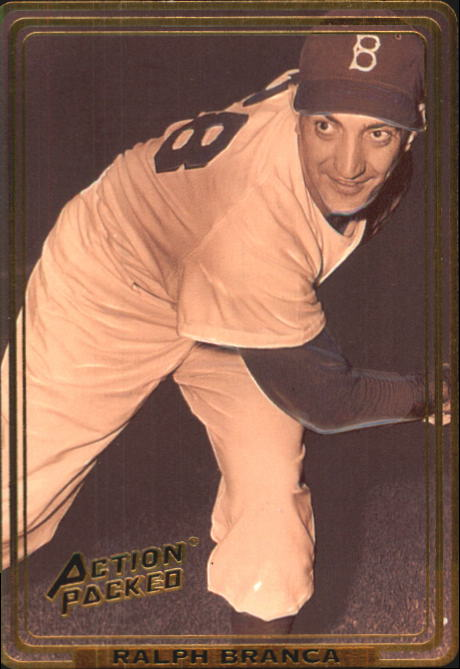 1992 Action Packed ASG #41 Ralph Branca