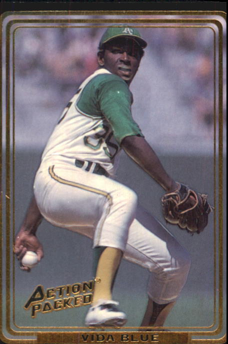 1992 Action Packed ASG #44 Vida Blue
