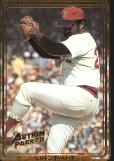 1992 Action Packed ASG #46 Luis Tiant