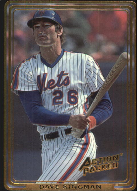 1992 Action Packed ASG #56 Dave Kingman