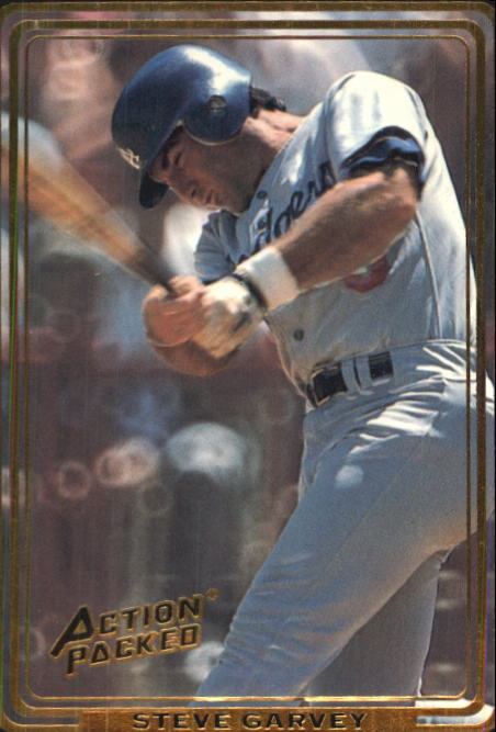 1992 Action Packed ASG #64 Steve Garvey