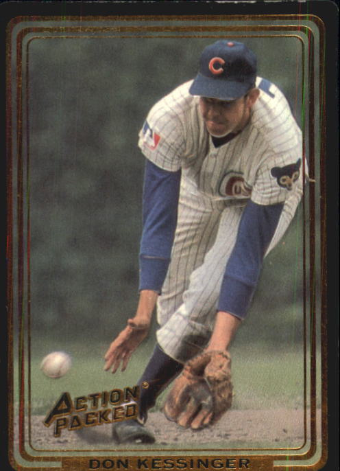 1992 Action Packed ASG #76 Don Kessinger
