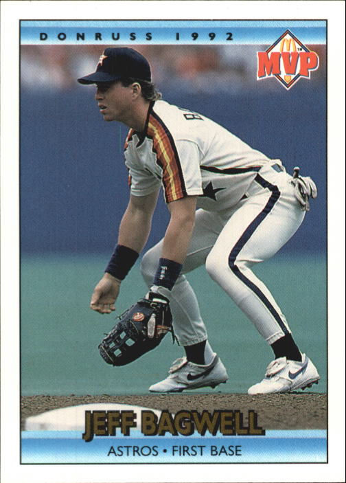 1992 Donruss McDonald's #24 Jeff Bagwell