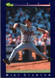 1992 Classic Game #19 Mike Stanton