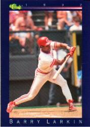 1992 Classic Game #76 Barry Larkin