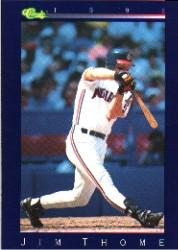 1992 Classic Game #139 Jim Thome