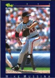 1992 Classic Game #148 Mike Mussina