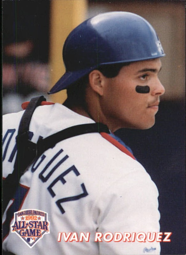 1992 Colla All-Star Game #23 Ivan Rodriguez