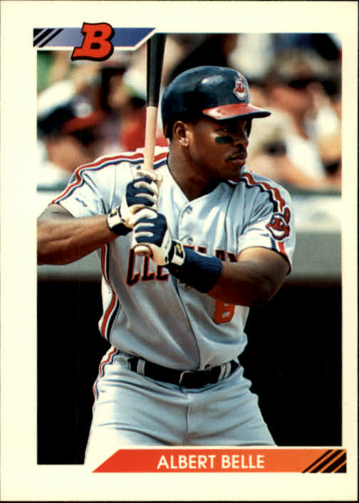 1992 Bowman #329 Albert Belle