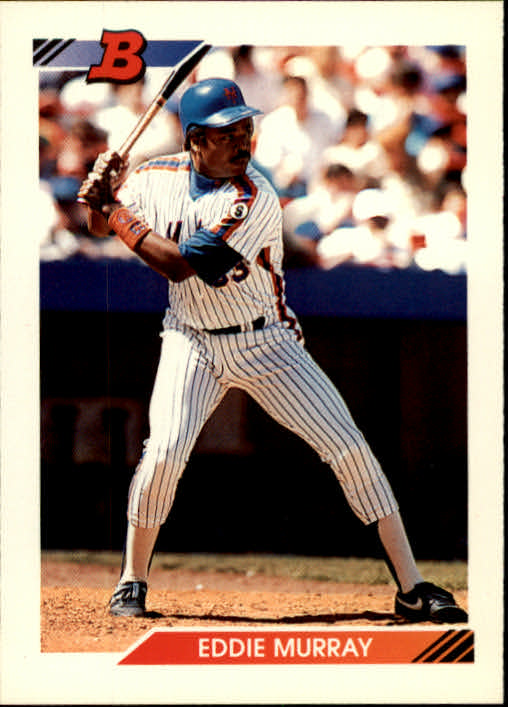 1992 Bowman #433 Eddie Murray