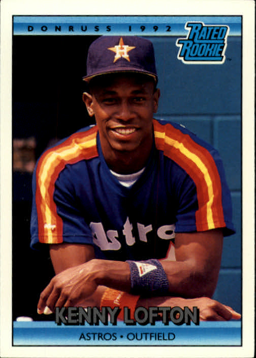 1992 Donruss #5 Kenny Lofton