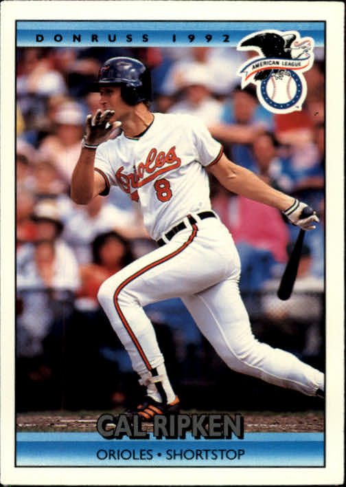 1992 Donruss #22 Cal Ripken AS